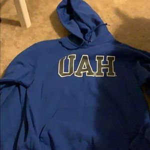 UAH hoodie only worn once